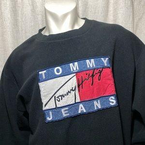 Vintage Tommy Hilfiger Jeans Fleece